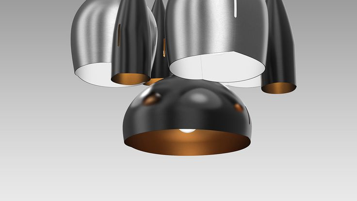 Handspun Metal Lamps That Reclaim A Dying Craft: Minimalist Lamps, Hands Spun Metals, Lights Design, Kitchens Islands, Premium Design, Metals Lamps, Industrial Design, Beautiful Lamps, Innovation Design
