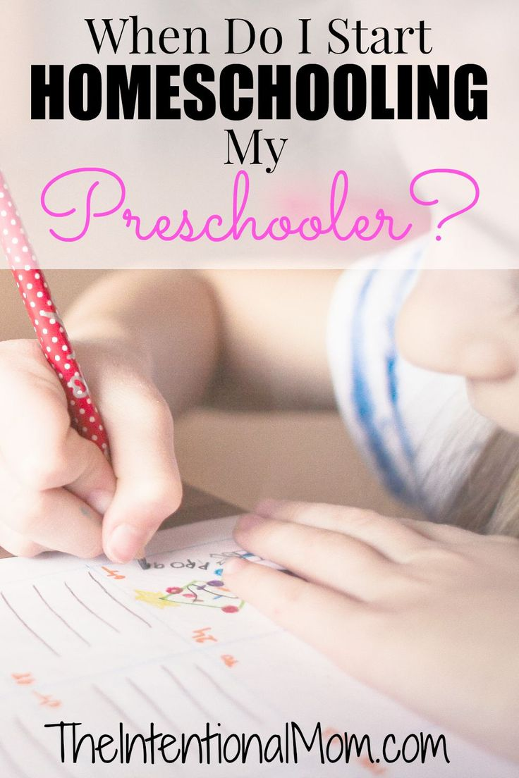 Wondering when to start homeschooling your preschooler? This post is rich in ideas from a homeschooling mom of 7 who has had several preschoolers to start in the wonderful world of learning. You can do it, too!