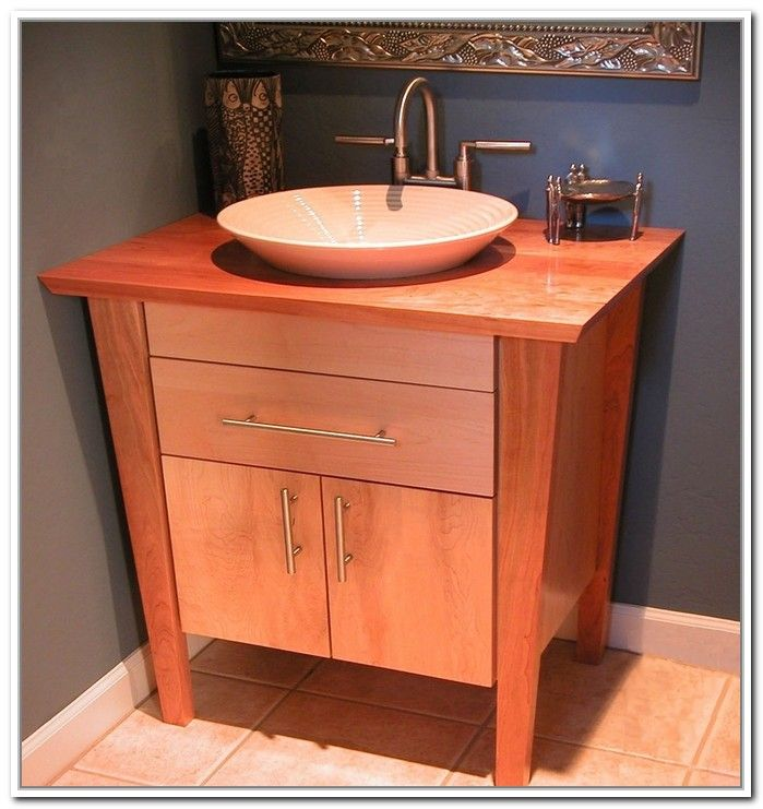 Under pedestal sink storage bathroom home design ideas - Bathroom vanity under sink organizer ...