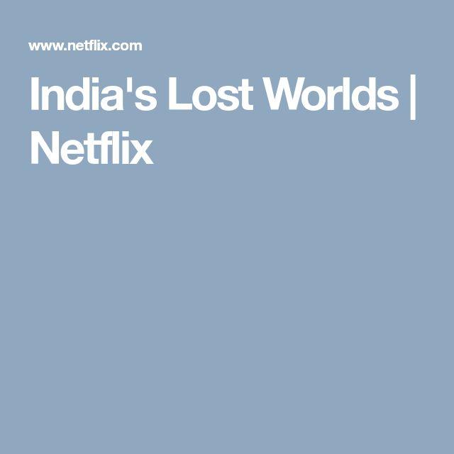 India's Lost Worlds | Netflix