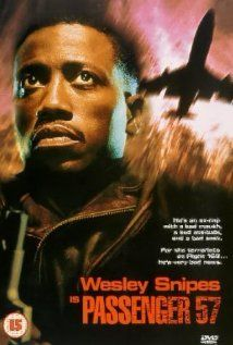 Passenger 57 (1992) An airline security expert must take action when he finds himself trapped on a passenger jet when terrorists seize control of it.
