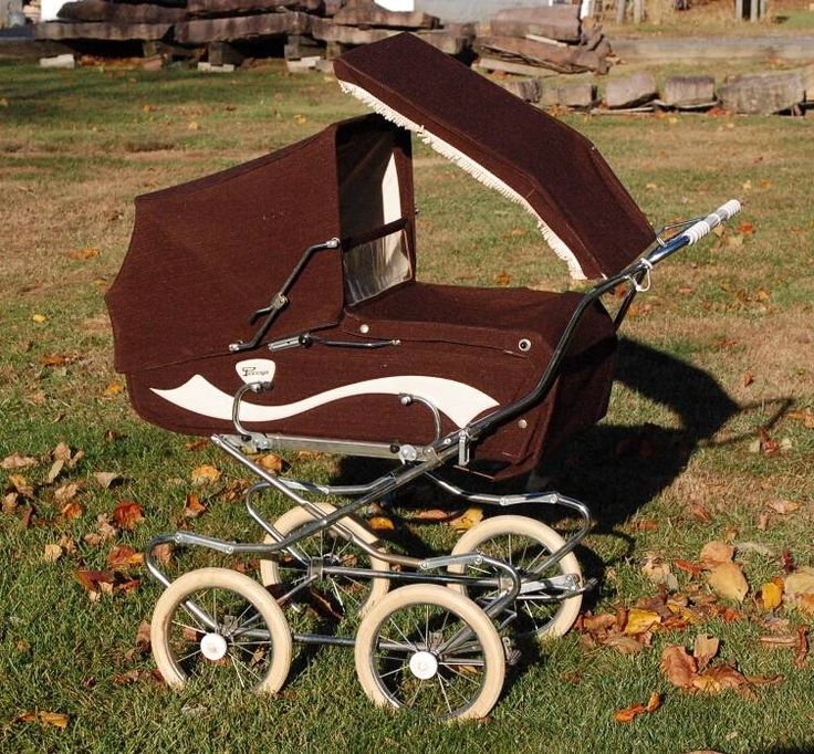 vintage baby strollers | Amazing-Vintage-Peg-Perego-Italy-Pram-Baby-Carriage-Stroller-Buggy ...