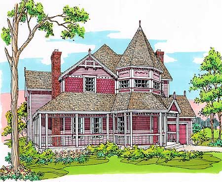 victorian farmhouse plans farmhouse house plans 15317