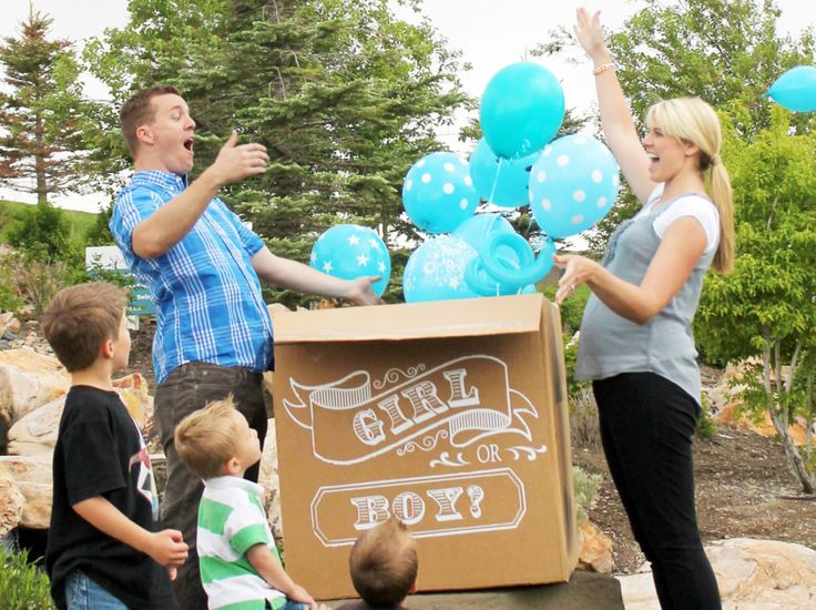 15 Fun Ideas For Throwing A Gender Reveal Party