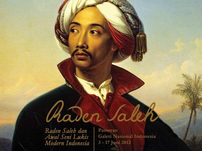 Raden Saleh @ Galeri Nasional Indonesia 3-17 Juni
