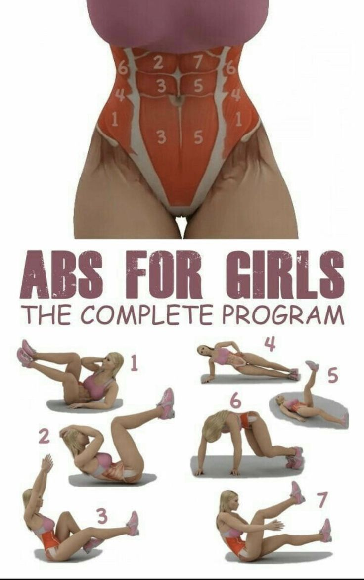 Girls can do more than just ab exercises! They can push weight too! – #ab #exerc…