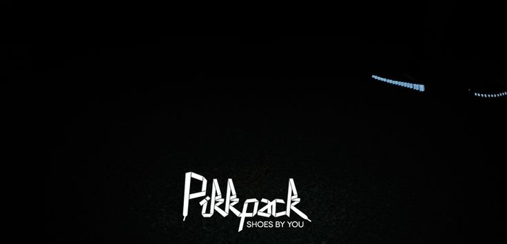 Hey #cyclists! #shine at #night by #wearing #flatpacked @Pikkpack Shoes by YOU. #Buy on #kickstarter!