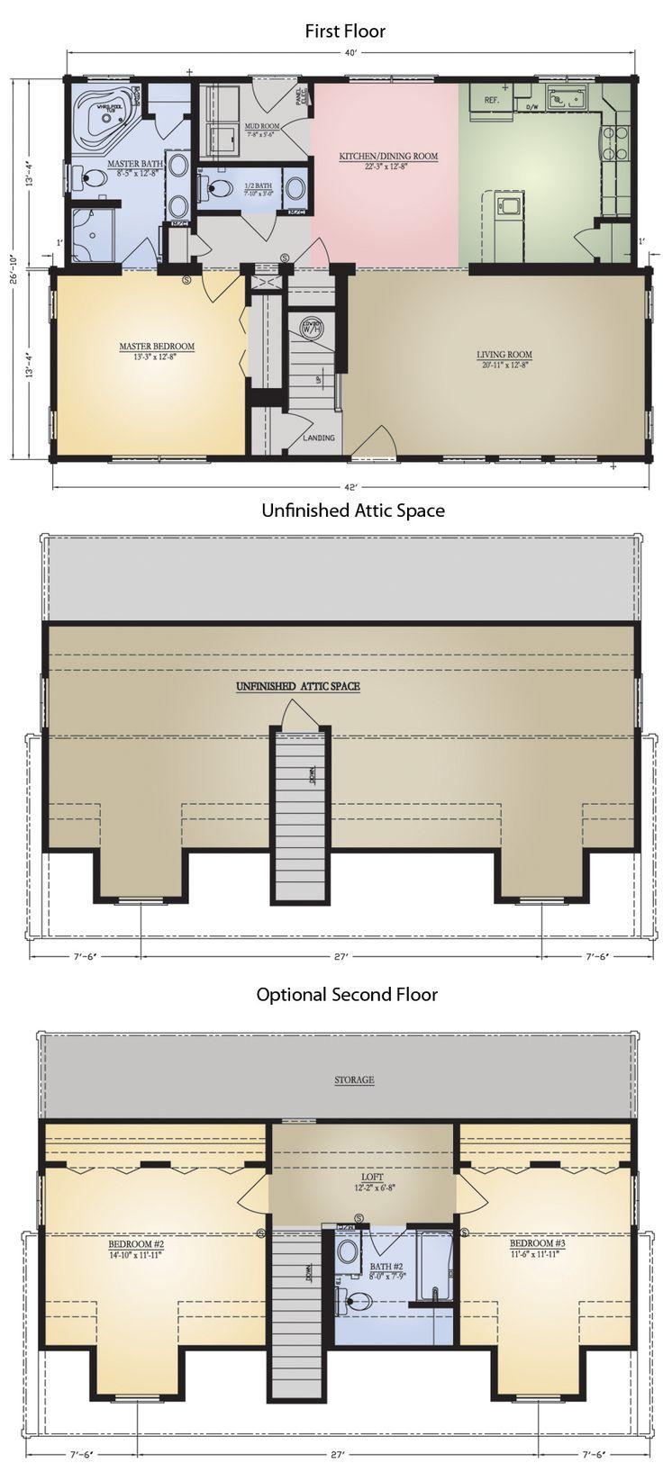 34 best dream home floor plans images on pinterest log home
