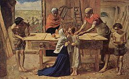 Христос в родительском доме