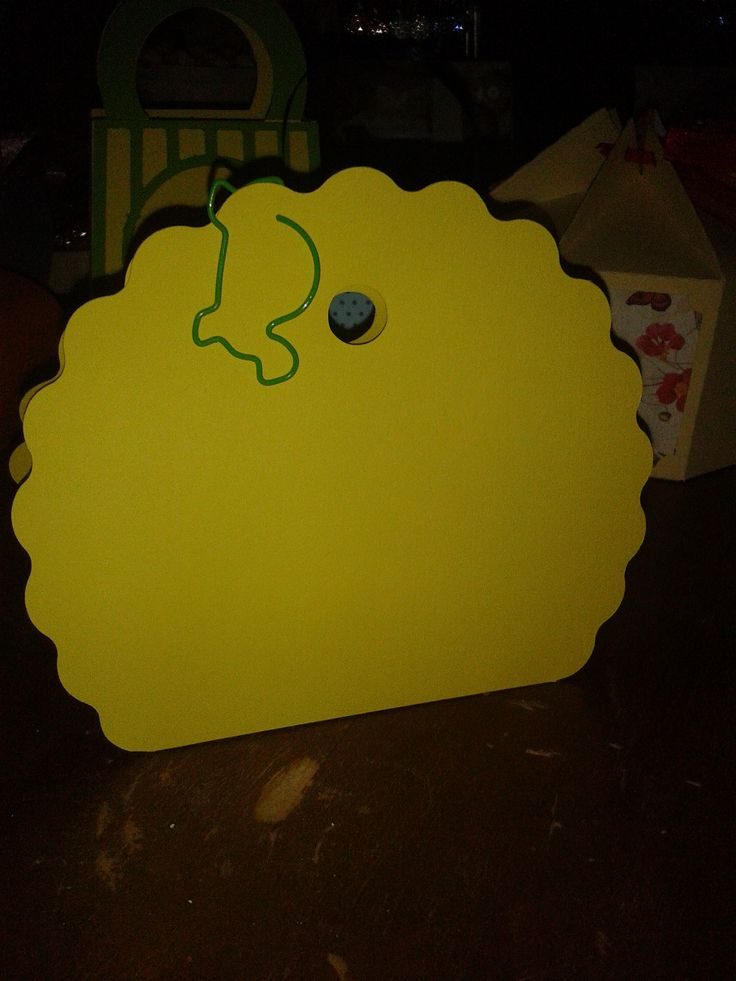 Scallop box