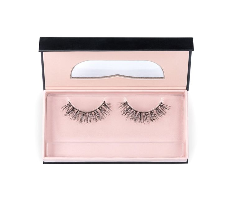 """LUCINE LASHES MINK COLLECTION - """"Wispiesss"""" - False Mink Eyelashes - Natural False Eyelashes for Thickness, Length and Volume - Reusable, Non-Irritating and Easy to Apply - Handmade, Premium Quality. LUCINE LASHES."""