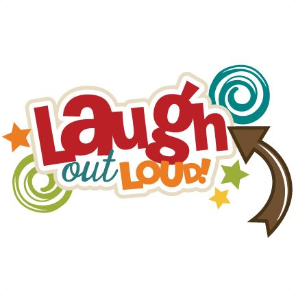 Laugh Out Loud! SVG scrapbook title svg cut files svg files for cutting machines free svgs