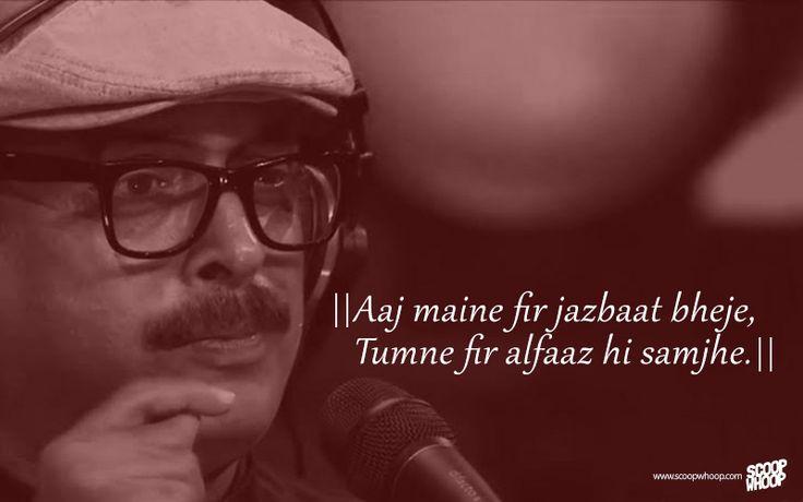 20 Soul-Stirring Shayaris From Bollywood's Jack Of All Trades, Piyush Mishra