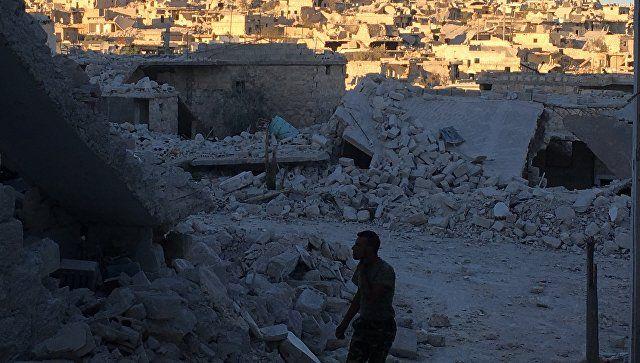 Чуркин отверг обвинения в адрес России по поводу разрушений в Алеппо