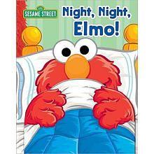 Sesame Street: Night, Night Elmo Book