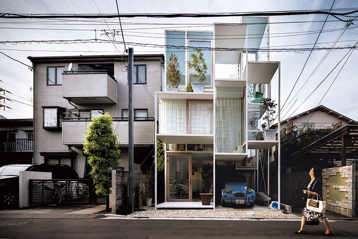 House NA藤本壮介建築設計事務所July 23, 2012