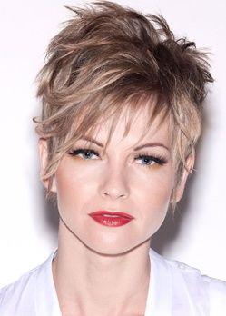Astounding 1000 Ideas About Haircuts For Fine Hair On Pinterest Fine Hair Short Hairstyles Gunalazisus