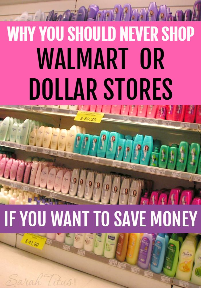 There's a lot of truth in this! We stopped buying patterned leggings at Walmart for our girls because the patterns wash away! Many things are made so cheap that you find broken ones before you buy at Walmart! Apparently I'm not the only one who's learned. Find out why Consumer Reports agrees! Wanna save money? DON'T shop Walmart!