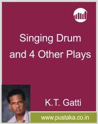 Singing Drum & 3 more plays - English eBook