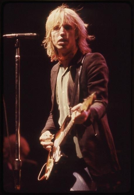 Tom Petty. the coolest rock n' roll guy. ever.