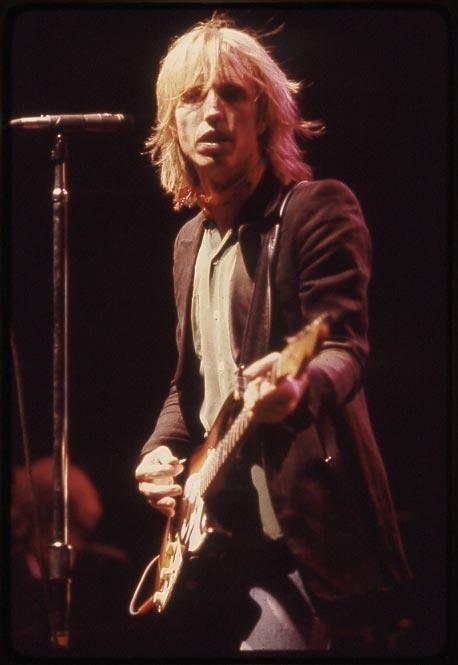 Tom Petty Concert Photo
