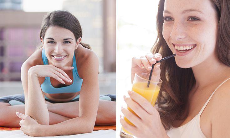 5 шагов к здоровью - Красота изнутри - Красота и здоровье - Beauty Edit | Oriflame