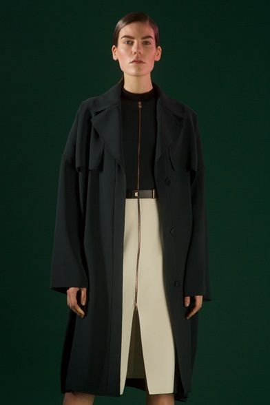 Cedric Charlier - Pre-Fall 2015-16 - Shows - Vogue.it
