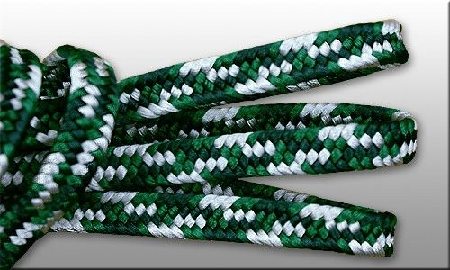 Sageo shigeuchi 3color: dark emerald - malachite green - silver titanium. Shades of green. Top quality, thick and strong. Normal lenth 220cm for katana sword, also available in other diameters. Hand made in Japanese manufactory using kumihimo technics.