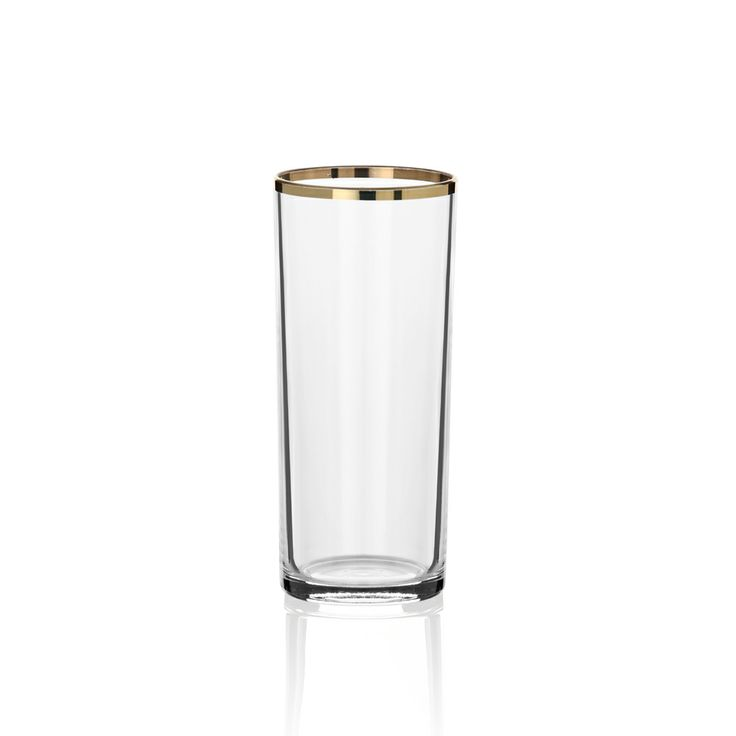 Gourmet Gold Rakı Kadehi / Raki Glass #bernardo #tabledesign