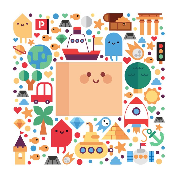 Cubetto Illustrations on Behance