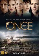 Once Upon a Time - Kausi 1 - DVD - Elokuvat - CDON.COM