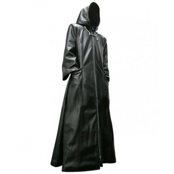 Organization 13 Black Coat
