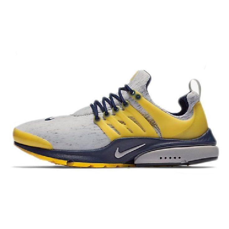 Nike Air Presto 305919-041 Shady Milkman Series Men's Trainers LightBlue/Yellow