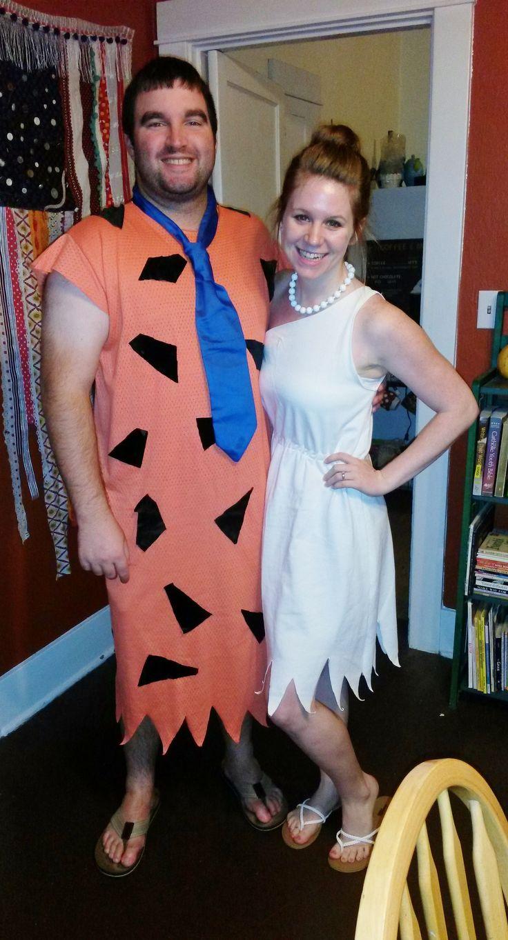 fred and wilma flintstone halloween costumes - Flinstones Halloween