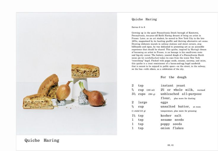 Esther chois book of satirical and playful recipes