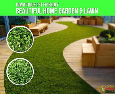 Beautiful Synthetic Lawn : Beautiful Home Garden & Lawn Pet Friendly click th...