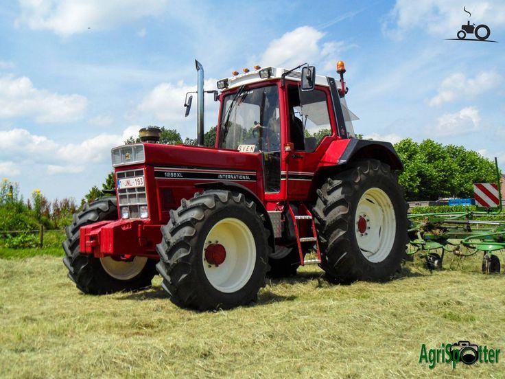 IH 1255 International Tractor | Foto International 1255 XL #1130334