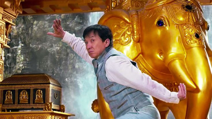 """Kung Fu Yoga tell story about """"Chinese archeology professor Jack teams up with beautiful Indian professor Ashmita and assistant Kyra to locate lost Magadha treasure. In a Tibetan ice cave, they find the remains of the royal army that had vanished together with the treasure, only to be ambushed by Randall, the descendent of a rebel army leader. When they free themselves, their next stop is Dubai where a diamond from the ice cave is to be auctioned. After a series of double-crosses and…"""