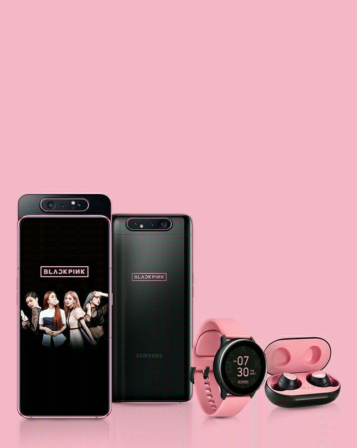 This Is The Special Edition Samsung Galaxy A80 Blackpink Unfortunately Has Not Reached In 2020 Samsung Wallpaper Samsung Galaxy Samsung