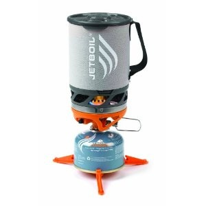Jetboil Sol Titanium cooking set. Supposedly one of the best 3-season stoves.
