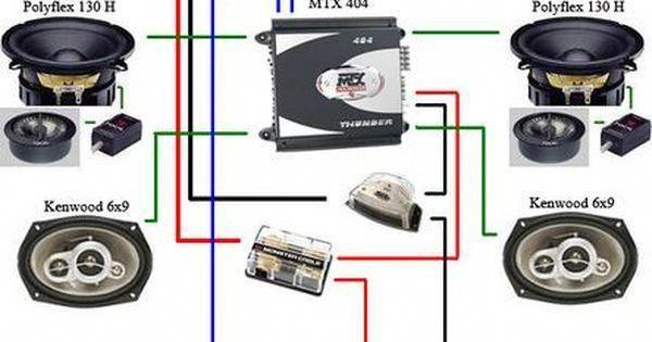 Car Sound System Diagram Best 1998 2002 ford explorer ...