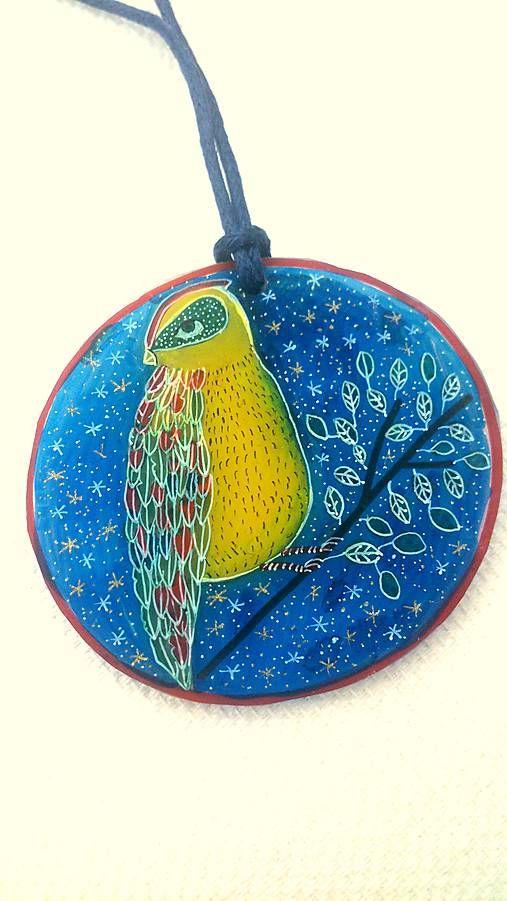 Rokalo / Vtáčik na konáriku