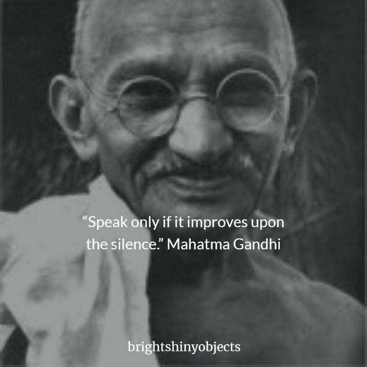 Pin On Gandhi Quotes