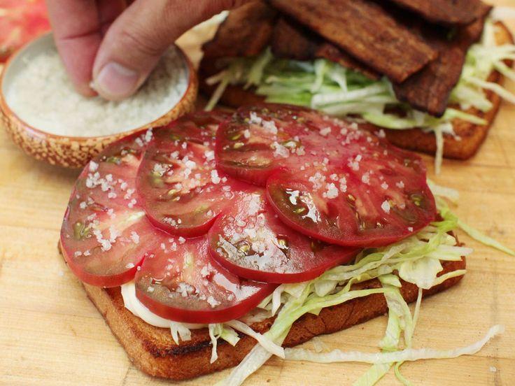 A BLT is not a well-dressed bacon sandwich. A BLT is a tomato sandwich, seasoned…