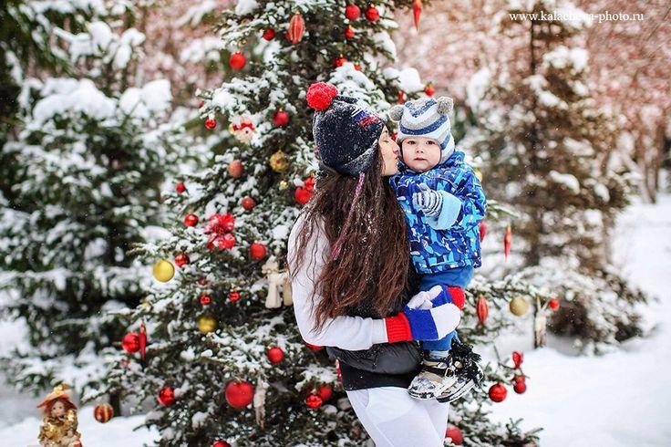 Зимняя фотосессия, winter photoshoot, children