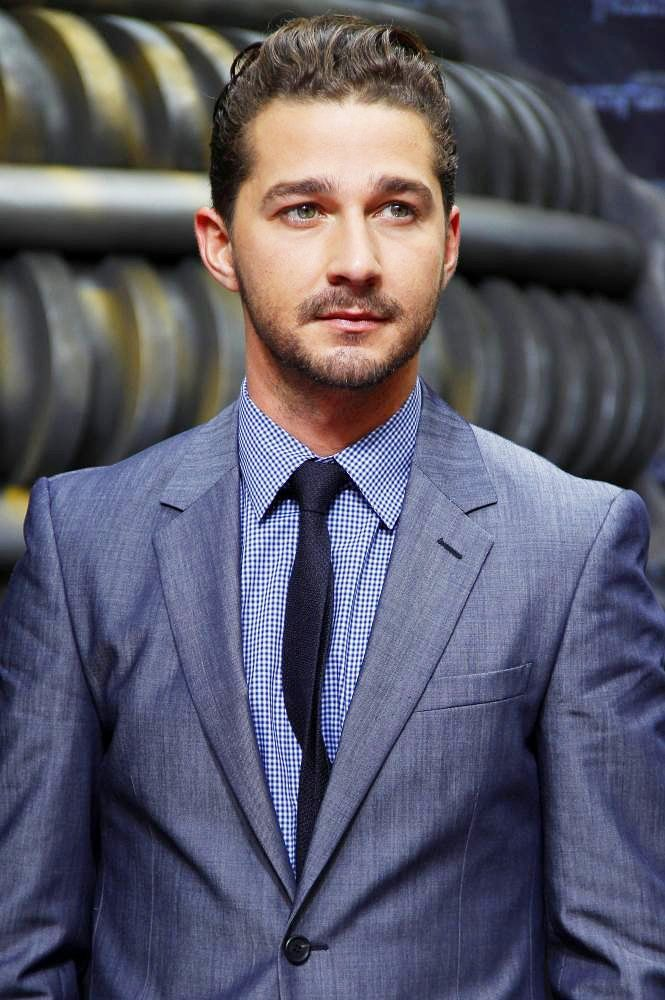 Shia LaBeouf ..... We are getting married he just doesn't know it yet
