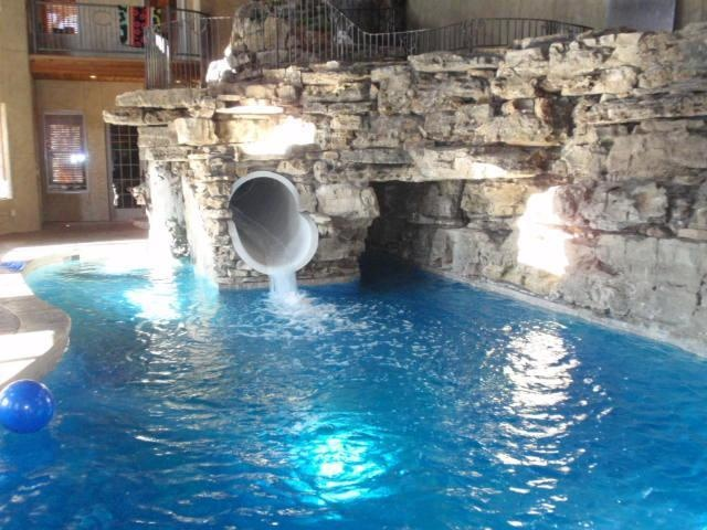 34 Best Fancy Pools And Water Slides Images On Pinterest