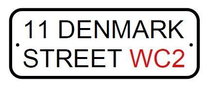 Denmark Street in London, Greater London