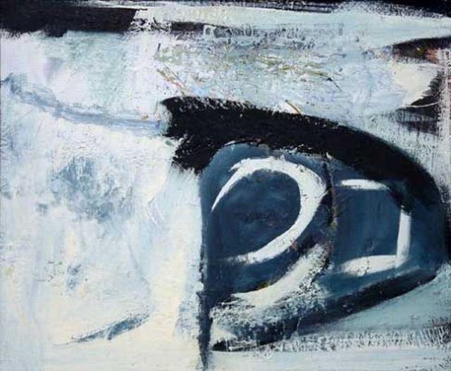 Peter Lanyon Inshore, 1961