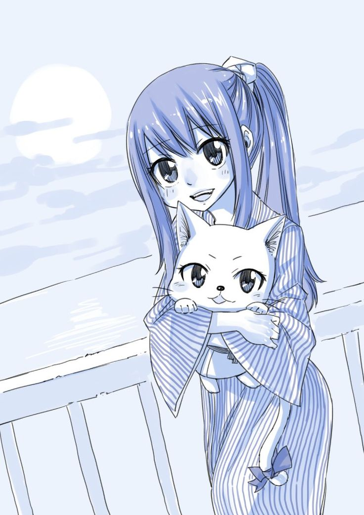 Wendy and Carla | Hiro Mashima Twitter